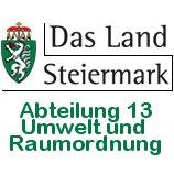 Land Steiermark, Abtl.13 Umwelt und Raumordnung