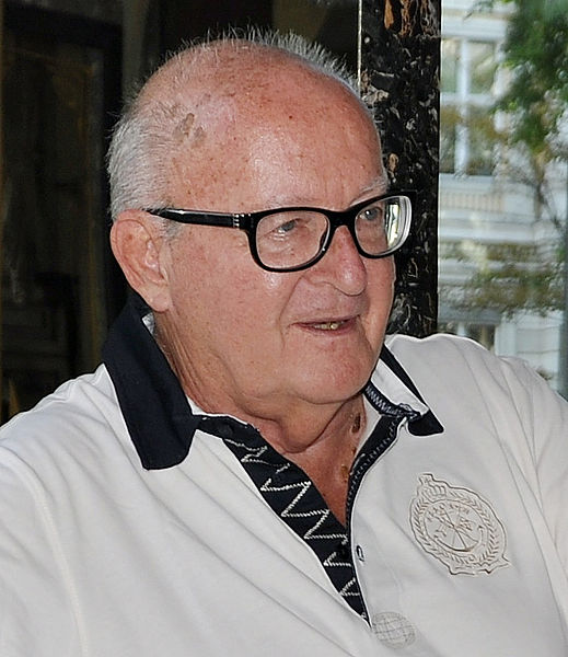 Photo von Univ.Prof.Dr.Manfried Welan (2012)